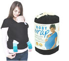 10 colors Fashion Black Moby/ Wrap Baby Infant Carrier Sling NewBorn Comfort