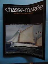 Chasse-Marée n° 132 2000 Paquebot Marseille Marine Nationale Palourdes Gâvres