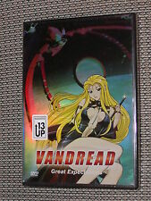 Vandread Anime DVD Volume #3: Great Expectations 2002 Pioneer - Brand NEW