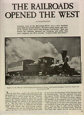 When the Railroads Opened the West+Crocker's Pets,Judah,Raymond,Stanford