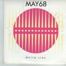 (CW153) May 68, White Lies - 2011 DJ CD