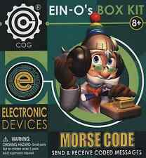 Ein-O's Morse Code Science Box Kit Ages 8 and up (Electronic Devices)