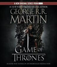 A Song of Ice and Fire: A Game of Thrones Bk. 1 by George R. R. Martin (2011,...