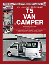 How To Convert VW T5 Van to a Camper Conversion Manual T5 Transporter New