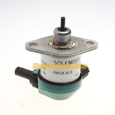 New Fuel Shutoff Solenoid Valve 17208-60016 for Kubota V1505 V1305 D1105 D1005