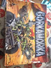 Games workshop Gorkamorka Complete Boxed Game Rare incomplete