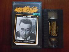 Lo smemorato di Collegno (Totò, Nino Taranto) - VHS ed. Star Video rara