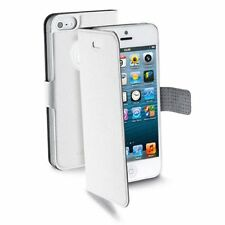 CUSTODIA COVER PER APPLE IPHONE 5 / 5C / 5S BIANCA CELLULAR LINE CELLULARLINE