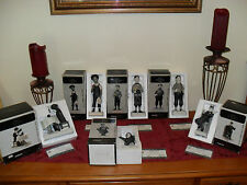 Great Entertainers /Expressive Designs Collection of Mini Statues.