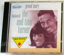 IKE AND TINA TURNER - PROUD MARY THE BEST OF - CD Sigillato