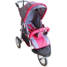 """Amoroso Jogging stroller 3571-R-GREY Stroller 30"""" x 15"""" x 40"""" NEW"""