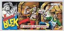 fumetto striscia - IL GRANDE BLEK serie inedita numero 26