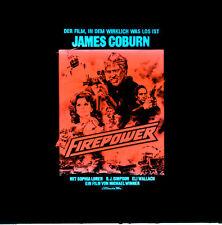 Firepower ORIGINAL Kino-Dia / Film-Dia / Diacolor / James Coburn / Sophia Loren