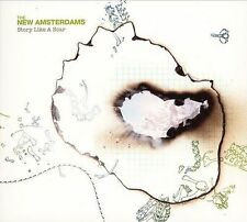 NEW AMSTERDAMS-STORY LIKE A SCAR-EN CD NEW