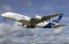 Dragon Wings Airbus Industries Airline 1st Delivery A380 1:400 Plane Model 56015