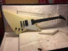 Gibson Explorer White 2008 Ebony Fretboard Bare Knuckle Aftermath