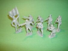 TSSD American Civil War Confederate Firing Line Plastic Soldiers Set 1