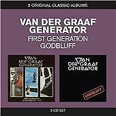 Van der Graaf Generator - 2in1 (First Generation/Godbluff) - CD