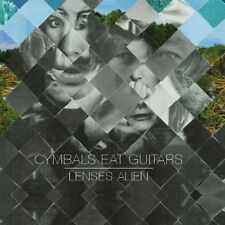 Cymbals Eat Guitars - Lenses Alien (CD 2011) NEW & SEALED
