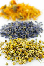 Herbal Bath tub Tea, 3 bags/ blend of helichrysum italicum , Lavender, Chamomile
