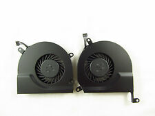 "Genuine Left Right CPU Cooling Fan Cooler for Apple MacBook Pro 15"" A1286 All"