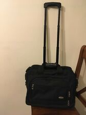 """OLYMPIA  Business Travel Carry On Rolling Luggage Bag 17""""x14"""""""