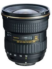 TOKINA 12-28mm F4 AT-X PRO DX LENS TO SUIT CANON & BONUS 16GB SD CARD