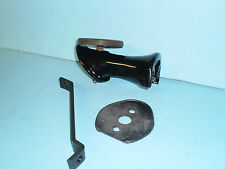 "1933 1934 Ford tailight mount  ""painted "" with rumble seat step, brace and pad"
