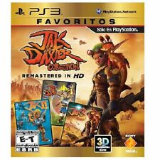 Jak and & Daxter Collection Trilogy HD PS3 GAME BRAND NEW & SEALED FAST POST