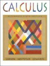 "BRAND NEW ""Calculus with Analytic Geometry"" by Ron Larson, Alternate 6th edition"