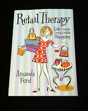 Amanda Ford - Retail Therapy (2002) - Used - Trade Paper (Paperback)