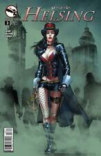 Zenescope Grimm Fairy Tales GFT Helsing Issue #3 Cover A Mike Miller Cover World