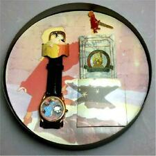 DISNEY ~ SWORD IN THE STONE WATCH ~ IN COLLECTOR'S TIN W/ LAPEL PIN ~ VERY RARE!