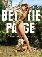 Bettie Page : Queen of Curves by Petra Mason (2014, Hardcover)