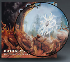 Kataklysm-the mystical Gate of Reincarnation, ibrido PIC-LP, Picture VINILE NEW