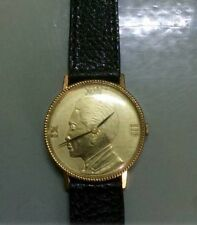 Collectors Item: Pres. Ferdinand Marcos Gold Watch (Swiss made)