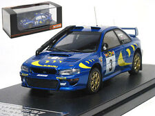 HPI 8576 Subaru Impreza WRC Winner Safari Rally 1997 - C McRae 1/43 Scale
