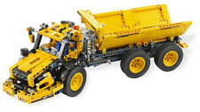 Lego 8264 Technic Hauler Dump Truck w/ Electric Motor 9V * Sealed Box * Actuator