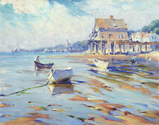 Woodward May Mabel Provincetown At Low Tide Print 11 x 14  #3822