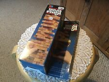 Pre Owned Jenga.  Used, but complete.