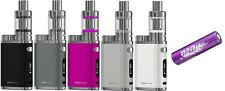 Eleaf iStick Pico 75 Watt Full Kit Grey mit Efast Baterie 38A und Melo3 Mini