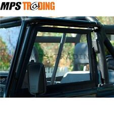 LAND ROVER DEFENDER UPGRADED FRONT DOOR TOP SLIDING WINDOW SEAL KIT - GAL400