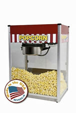 COMMERCIAL THEATER 14 oz POPCORN MACHINE POPPER MAKER PARAGON CLASSIC POP CLP-14