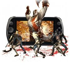 7'' Quad Core Gamepad Android 4.4 Handheld Game Console PSP3000/PSV Players Best