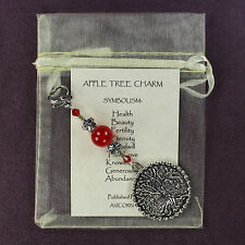 APPLE TREE CHARM Amulet Talisman True Love Symbol Sign Magick Pagan Wicca Spell