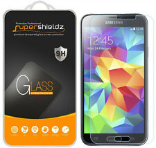 Supershieldz [Tempered Glass] Screen Protector For Samsung Galaxy S5 Mini