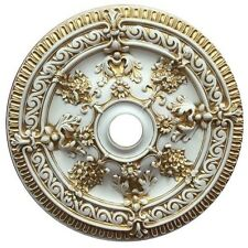 Ceiling Medallion ARP10-F1 Antique White