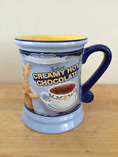 The Polar Express Mug AUTHENTIC Creamy Hot Chocolate 3D Raised Embossed Cup