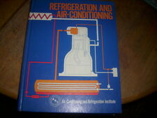 Refrigeration and Air Conditioning by Air Conditioning and Refrigeration..by ARI