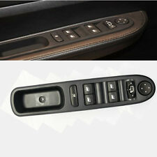 For PEUGEOT 307 SW CC 307SW 307CC 6554.KT POWER MASTER WINDOW SWITCH CONSOLE